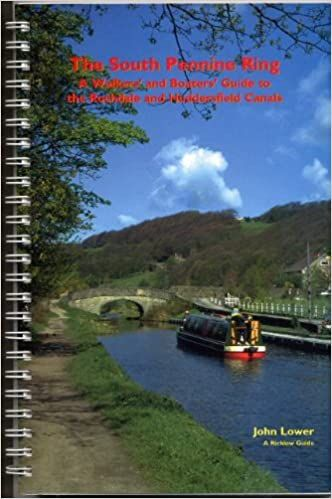 South Pennine Ring : a seventy-mile circuit of canals