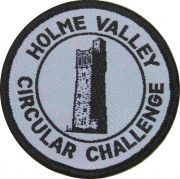 Badge & Certificate for Holme Valley Circular Challenge Walk