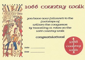 Certificate for 1066 Country Walk