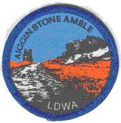 Badge for Aiggin Stone Amble
