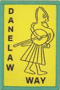 Badge for Danelaw Way