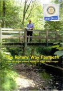 Rotary Way Footpath : over 50 miles around Bolton