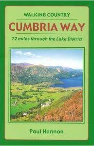 Cumbria Way: 72 Miles Through the Lake District