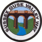 Badge for Sussex Ouse Valley Way