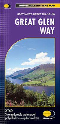 Great Glen Way XT40 (Route Maps)