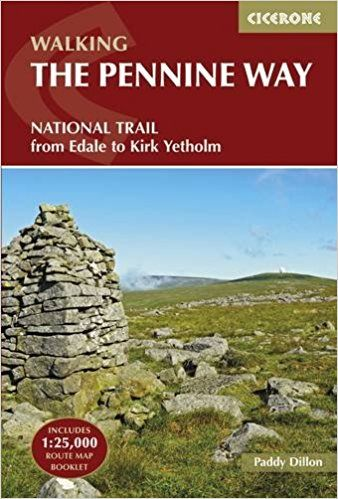 Pennine Way: National Trail From Edale to Kirk Yetholm (Cicerone Walking Guides)