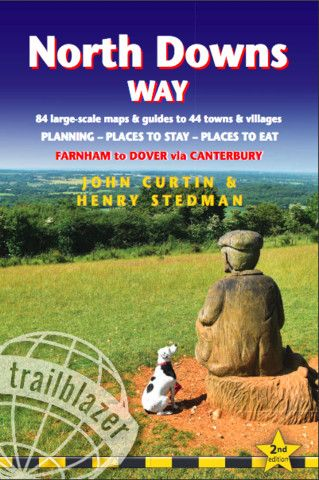 North Downs Way : Farnham to Dover