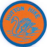 Badge for Hutton Hike