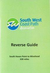 South West Coast Path: Reverse Guide
