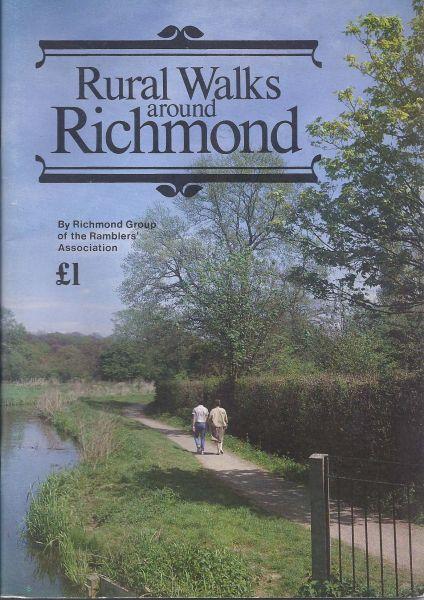 Rural walks around Richmond