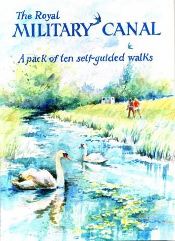Royal Military Canal walks pack