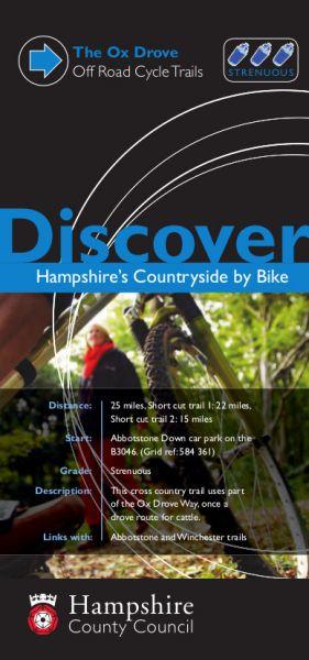 http://www.hants.gov.uk/rh/cycling/oxdrove.pdf
