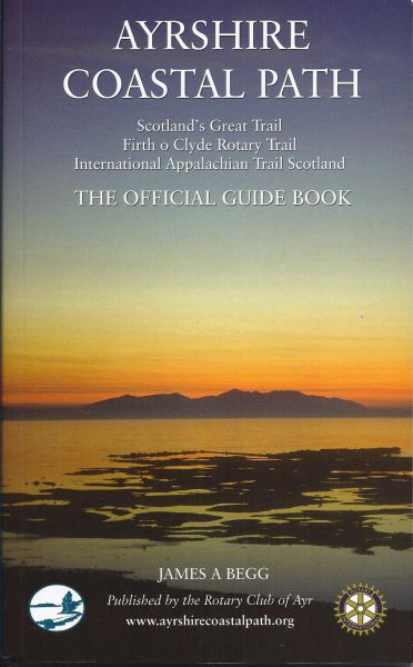 Ayrshire Coastal Path: The Official Guide Book