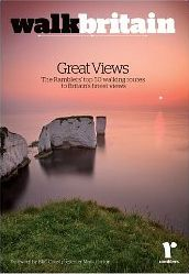 Britain's great views : 50 walking routes to Britain's most spectacular views