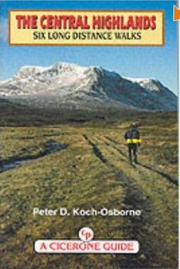 Central Highlands : six long distance walks