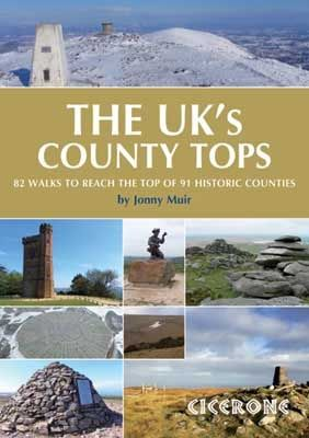 The UK's County Tops : reaching the top of 91 historic counties