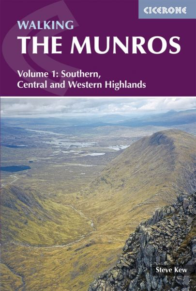 Walking the Munros : volume 1 : southern, central and western Highlands