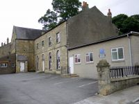 Church Hall and Masonic Lodge, Church Lane